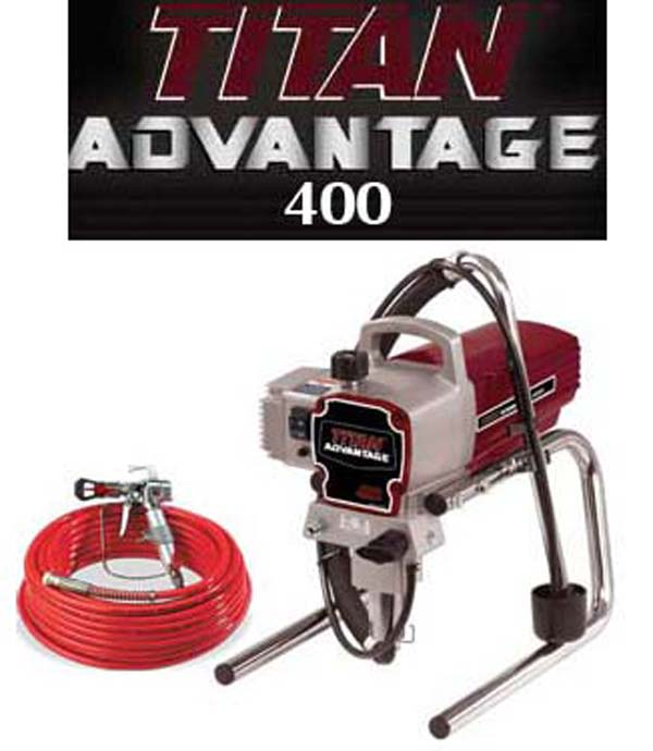 Titan 400 LOW RIDER, TITAN ADVANTAGE [0552072] - $1,029 00
