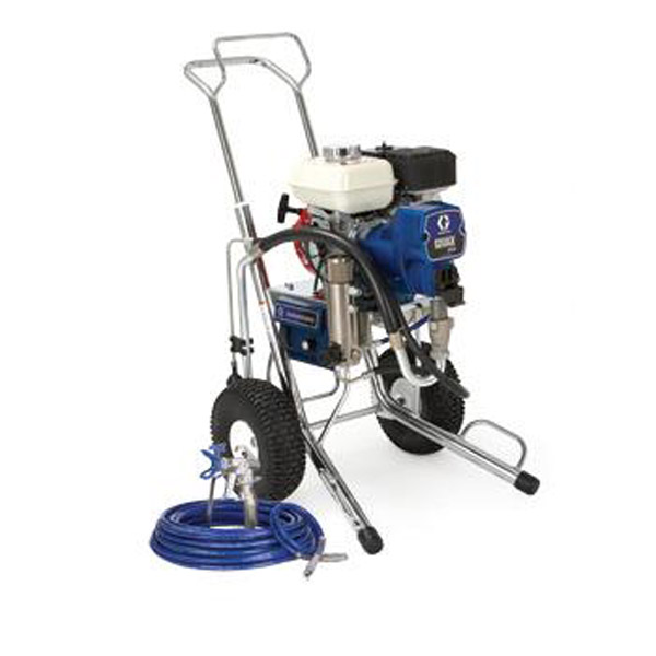 Gas-Mechanical Airless Sprayers