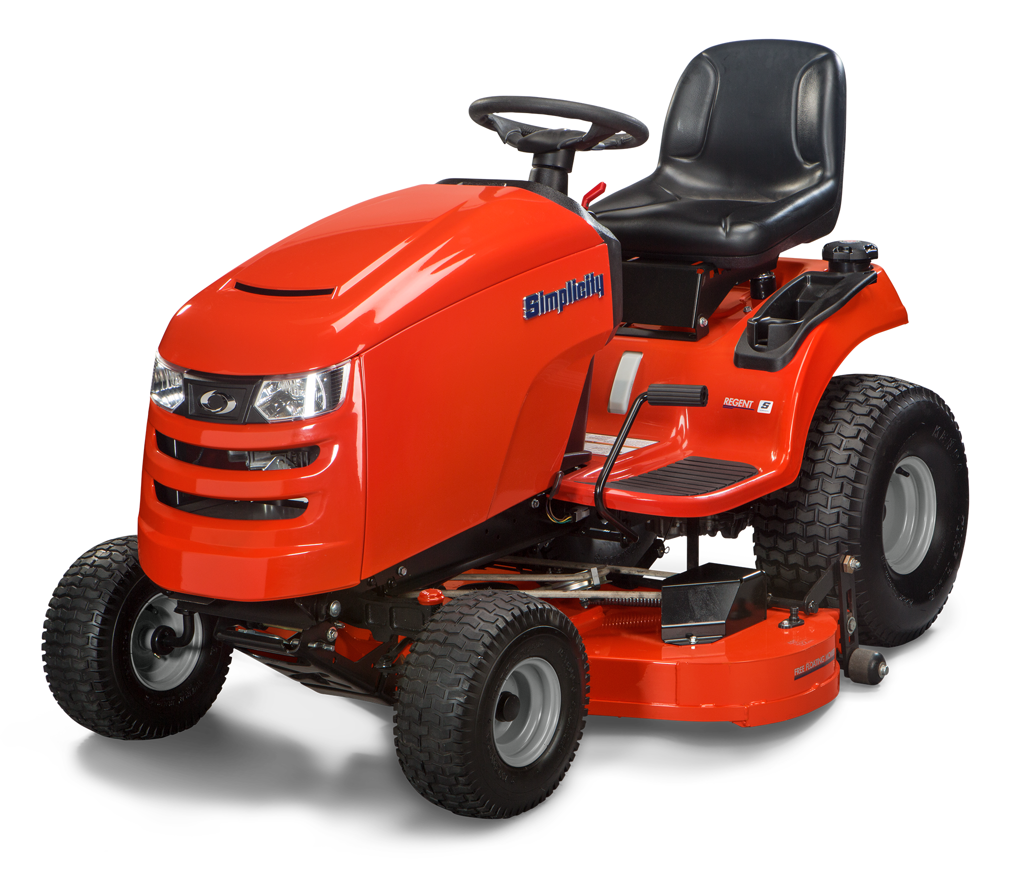 Simplicity Regent 32 Gross HP / 724cc B&S V-Twin w/38 Mower