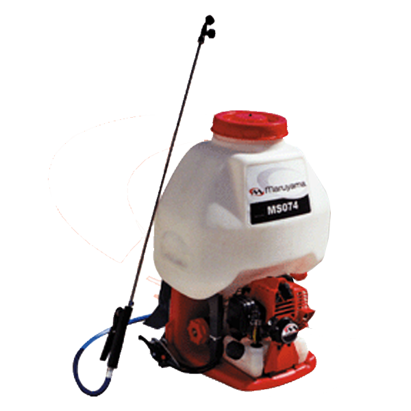 Maruyama 356/MS75 30.1cc BACKPACK SPRAYER - 6.6 gallons