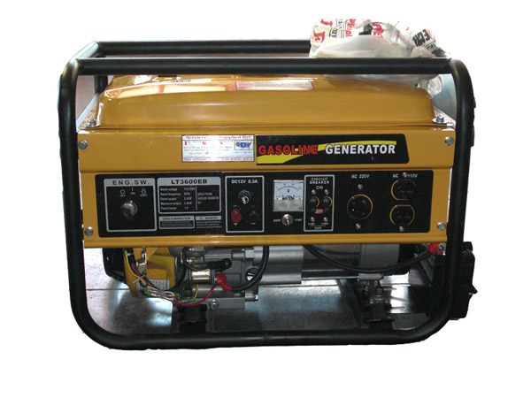 Proven Part PF3600EB 2.5KW,key start with battery]
