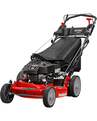 "21"" HI VAC® Bagging Mower Self-Propelled Electric Start"