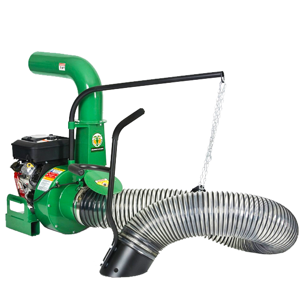 Billy Goat Debris Loader DL1801V - 18HP Briggs Vanguard