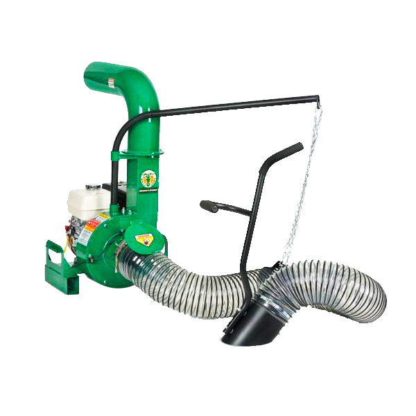 Billy Goat DL1801VE - 18HP B&S Vanguard E/S - 10in X 10ft hose