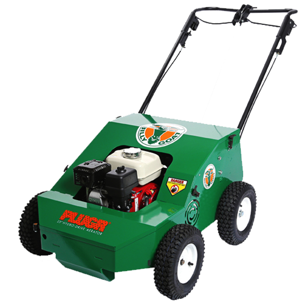 "Billy Goat PL2500SPH - GX200 Honda; 25"" wide; reciprocating"