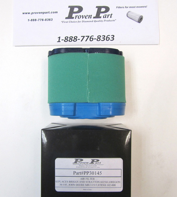 PROVENPART JOHN DEERE MIU11515 COMPATIBLE AIR FILTER