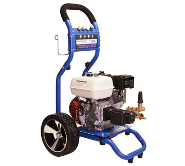 3400PSI Gas Pressure Washer Honda GX200 Engine