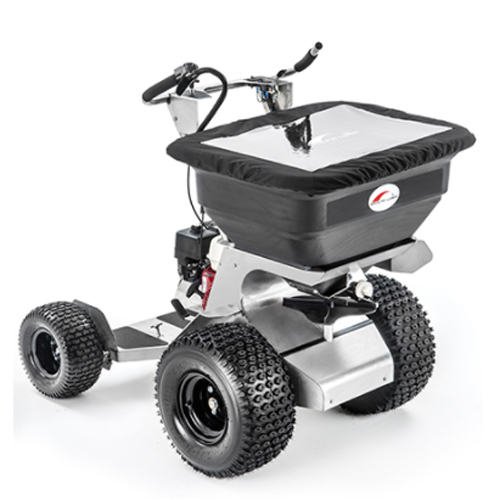 Ground Logic ROV-22000-2 Rover XR Spreader 220# Hopper, GX160 Ho
