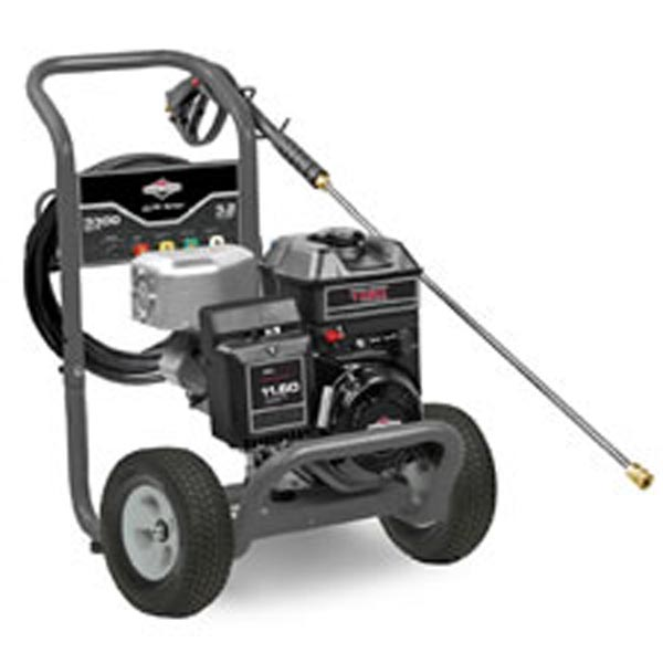 Simplicity 3300 PSI Pressure Washer (Briggs and Stratton)