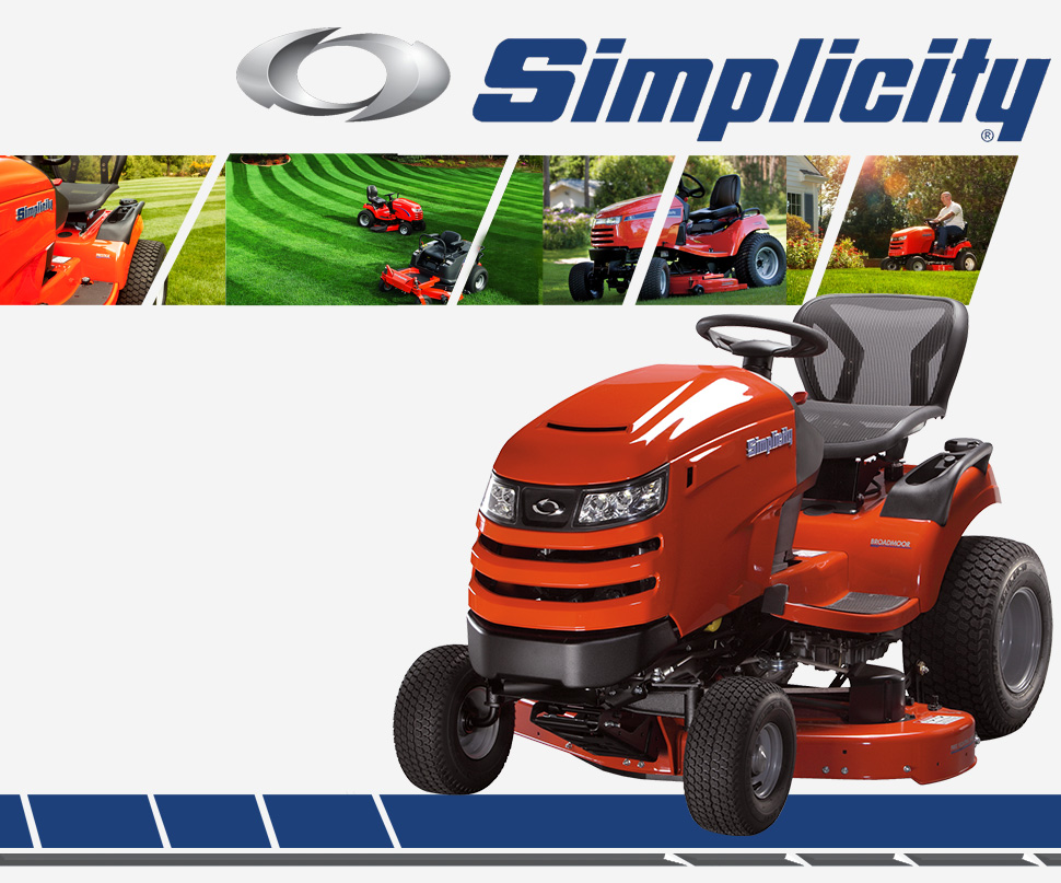 Simplicity Lawn Mowers