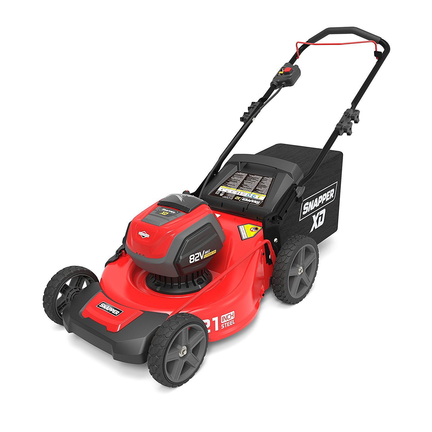 WM 21 82V Snapper XD (Push Mower)
