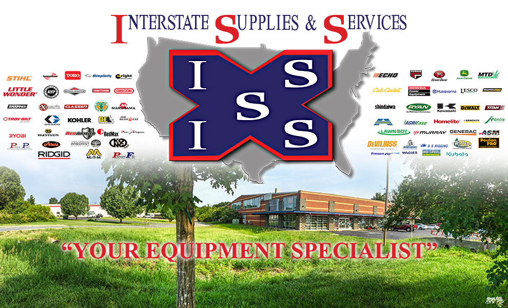 Interstate Supplies and Services - Your Outdoor Power Equipment Specialist