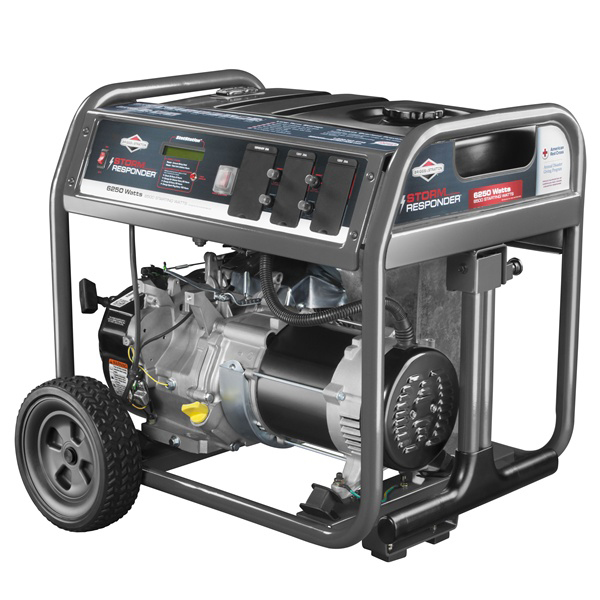 Briggs and Stratton 6250 Watt Storm Generator