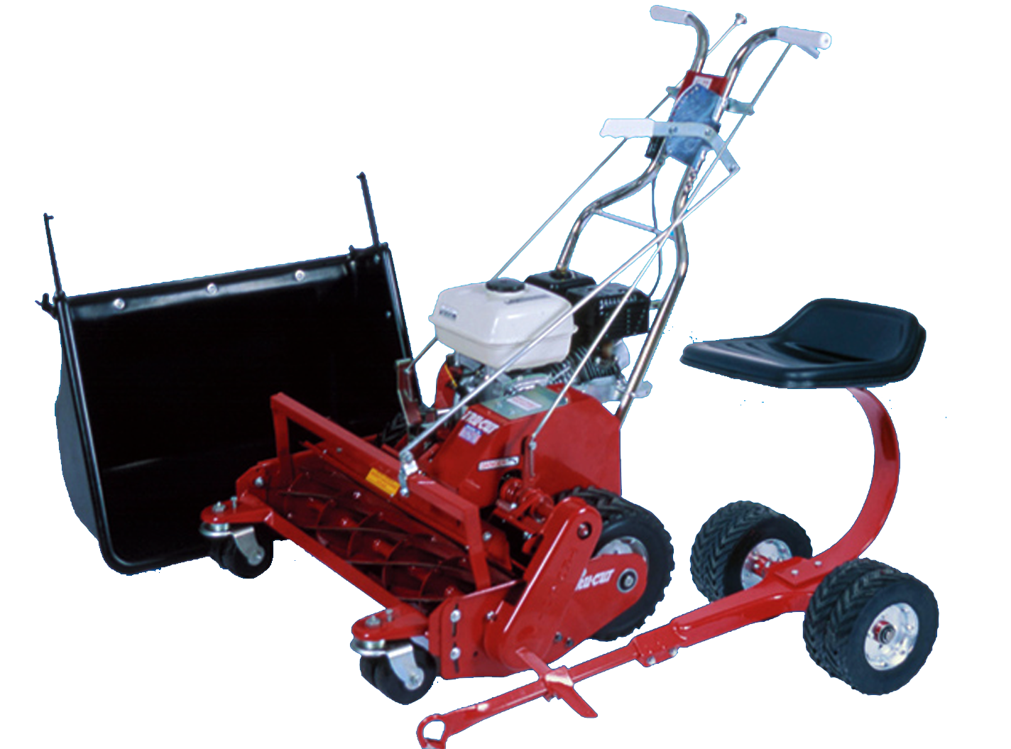 7 Blade Reel Mowers   Lawn Mowers Parts And Service  Your