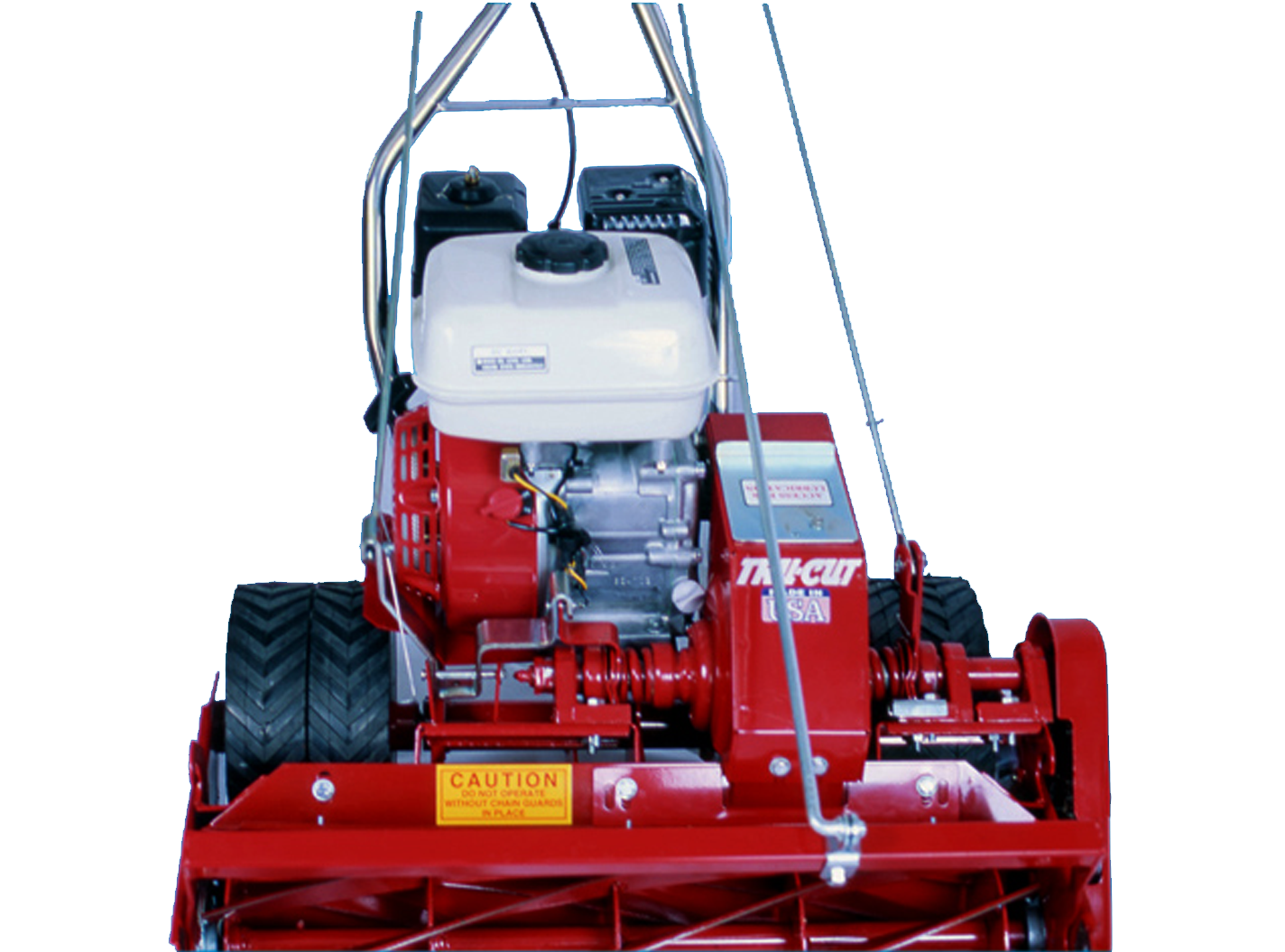 Roller Drive Mowers