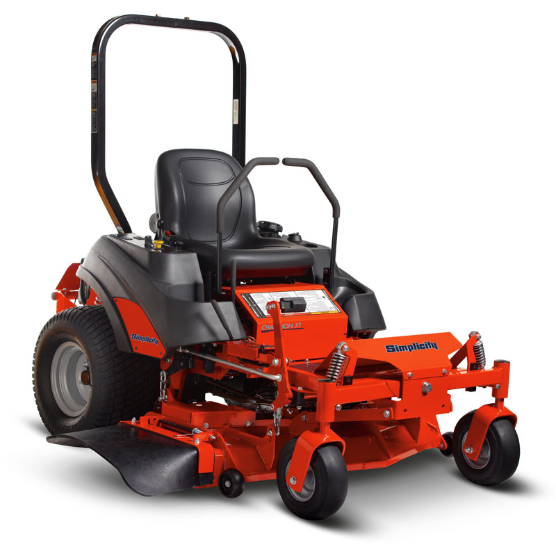 Champion XT Zero Turn Mowers