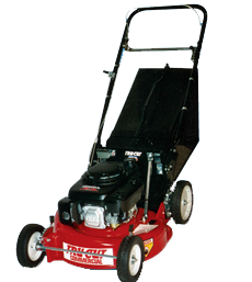 Com. Push Low Profile Mower