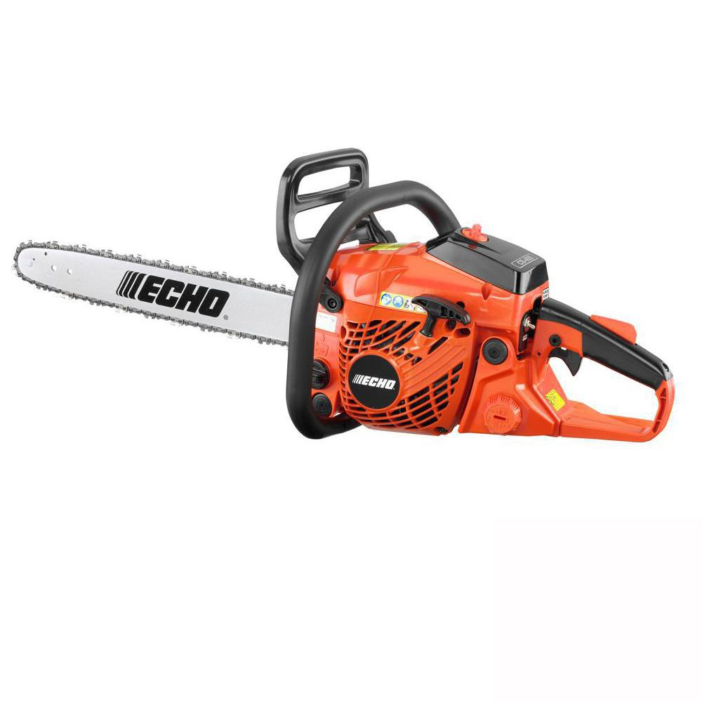 Rear-Handle Chainsaw