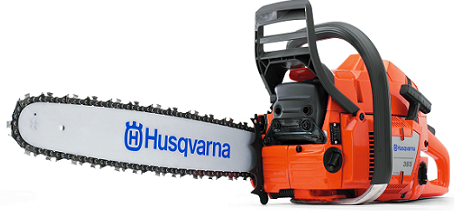 "365 24""; .058 ga. 70.7cc chainsaw"