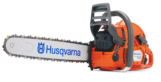 "576XP 20""; .058 ga. 73.5cc AutoTune chainsaw"