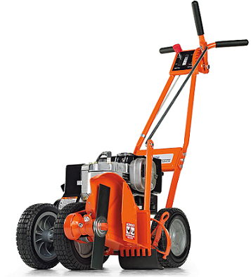 LE475 Wheeled Edger; articulating 90 degree head;