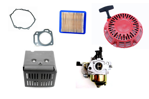 Parts for Honda, Briggs and Stratton