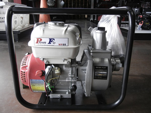 Proven Part PF20G 2inch,with 5.5HP engine