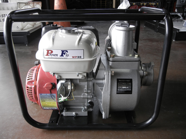 Proven Part PF30G 3inch,with 6.5HP engine