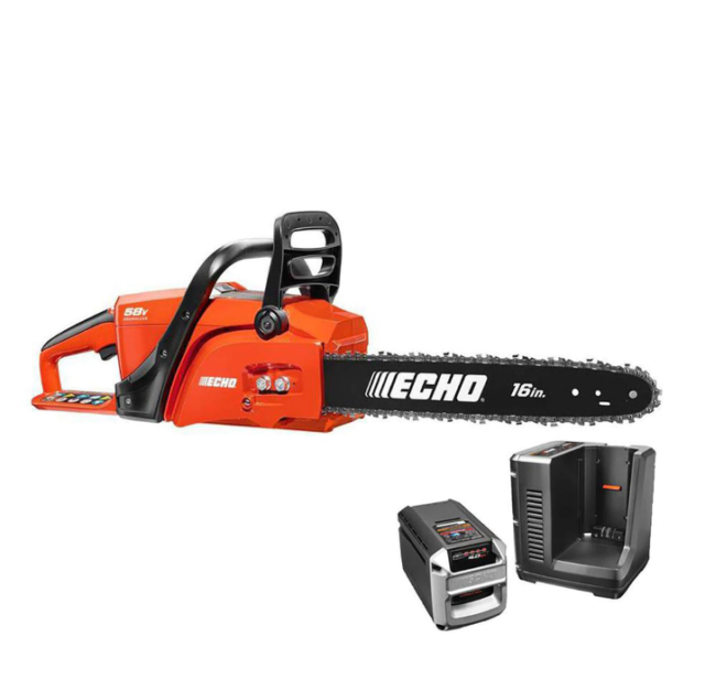 CCS-58V4AH Chainsaw with 4AH Battery/Charger