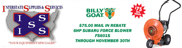 Billy Goat Blowers